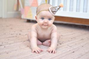razvoj djeteta do prvog rođendana