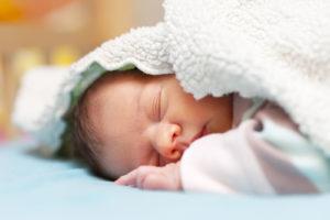 bebe problemi sa spavanjem