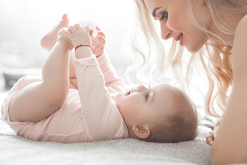 bebe razvoj